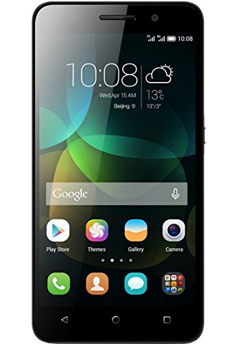 MU Phone X20 Dual SIM 5 inch IPS LCD Android 5.1 Lollipop OS with 1 GB RAM and 8 GB Internal Memory Dual Camera 3G Smartphone (Black)