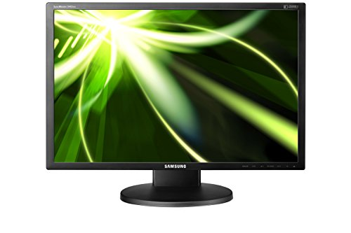 Samsung 2443BW 60,9 cm (24 Zoll) Wide Screen TFT-Monitor, schwarz
