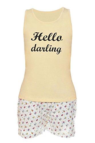 Cheek Pyjama Vanille