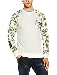 Esprit 056ee2j005 - Printed - Slim Fit - Sweat-shirt - Homme