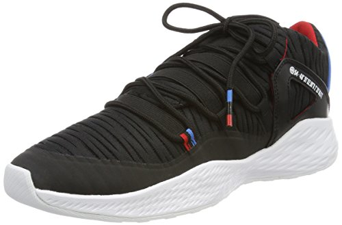 Nike Jordan Formula 23 Low Q54, Zapatillas de Gimnasia para Hombre, Negro (Black/Italy Blue/University Red), 44.5 EU