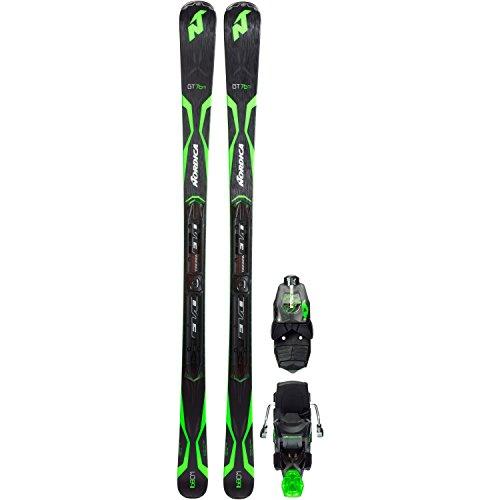 Nordica All-Mountain Ski schwarz 174 -