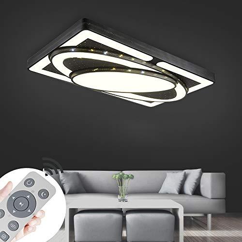 MYHOO 78W Moderno Lampada Da Soffitto Regolabile LED plafoniera Corridoio Soggiorno Cucina LED Da Letto Della Lampada Risparmio Energetico Luce [Classe di efficienza energetica A++]