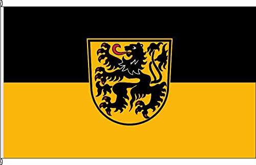 Bannerflagge Leonberg - 150 x 500cm - Flagge und Banner