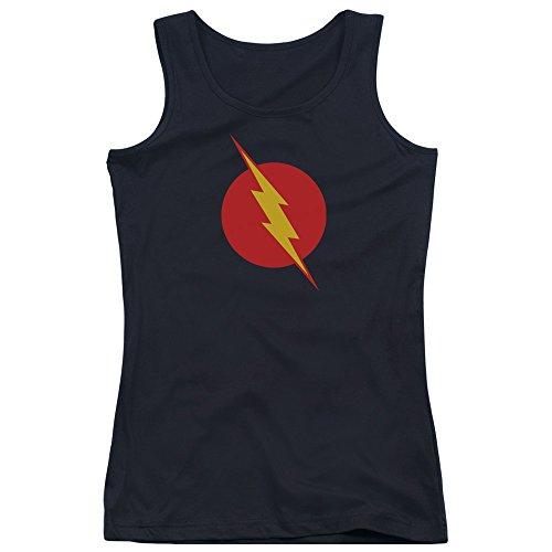 Justice League - Débardeur Reverse Flash pour jeunes femmes Black