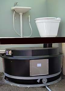 Ekolet - Toilette sèche à compost VS EKOLET