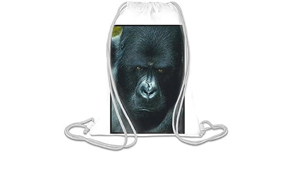 E itScarpe CordoncinoAmazon Gorilla Borse Portrait Con Sacca Nwv80mn