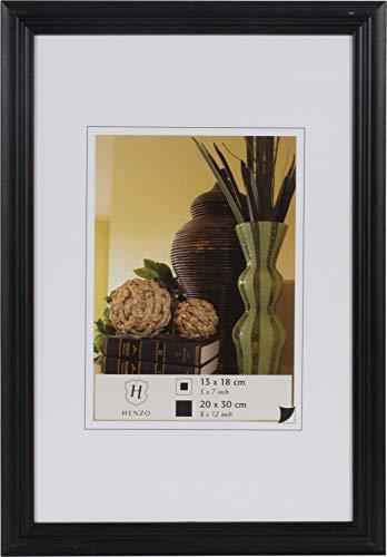 Henzo Rahmen 20x30 ARTOS schwarz Bilderrahmen, Holz, 20 x 30 x 43.5 cm -