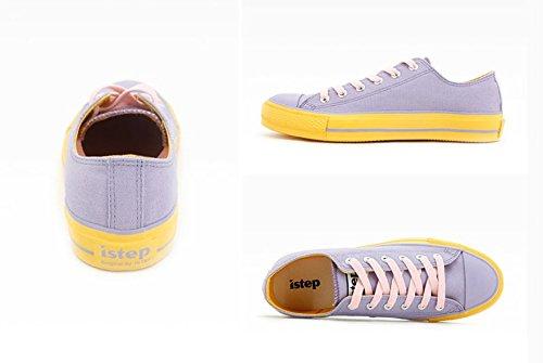 Automne chaussures de toile/Chaussures occasionnelles respirants/Chaussures de mode sauvage A