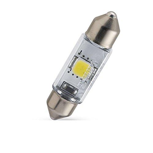 Preisvergleich Produktbild Philips 128596000KX1 X-treme Vision LED-Soffitte, 38 mm 6000K 12V, 1-er Karton