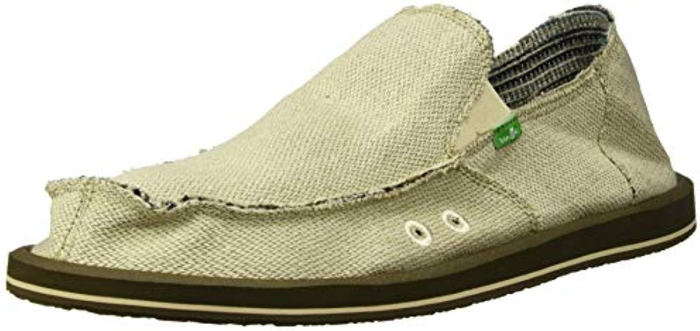 Donna   Uomo Sanuk Uomo Hemp Slip-On Prima il il il cliente Usato in durabilità Confortevole e naturale | Bassi costi  439e16