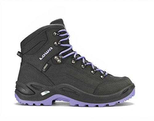 Lowa Renegade GTX Mid Ws Chaussures de montagne pour femme multicolore