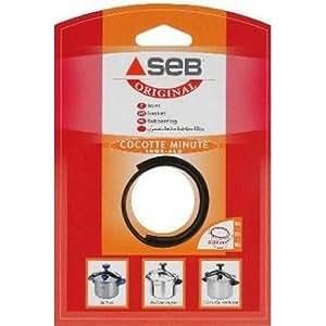 Joint de cocotte aluminium 10-18 litres cocotte minute seb p0541606/07a