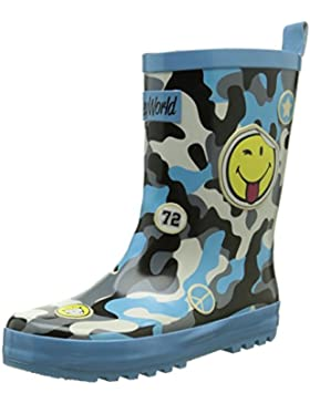 BE ONLY Smiley Army Jungen Stiefel