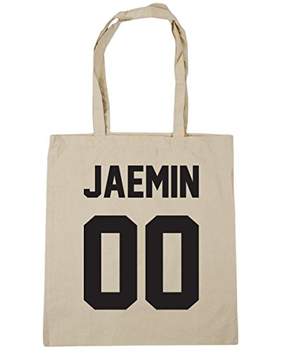 hippowarehouse-jaemin-00-printed-on-back-tote-shopping-gym-beach-bag-42cm-x38cm-10-litres
