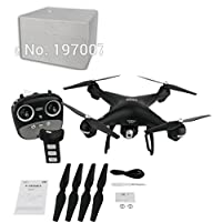 Masrin S70W 2.4GHz GPS FPV Drone Quadcopter with 1080P HD Camera Wifi Headless Mode from Masrin