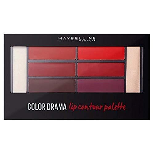 Color Sensational Lip Contour Palette