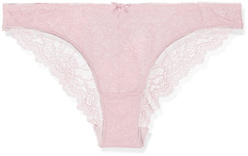 Pretty Polly Damen Taillenslip Lola-Brazilian Off-White (Oyster)