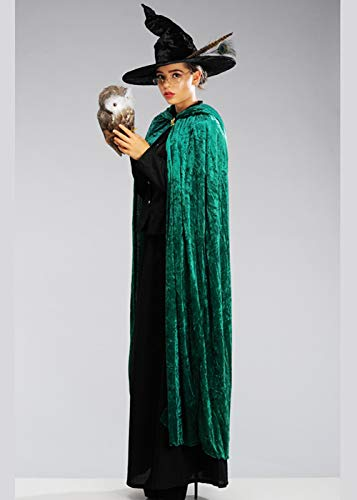 Magic-Box-Adult-Womens-McGonagall-Style-Witch-Costume