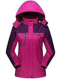 LILICAT❋ Plus Chaqueta de Terciopelo, Mujer Hombre Invierno Casual Largo algodón Acolchado Terciopelo Espesado Abrigo Deportivo al Aire Libre