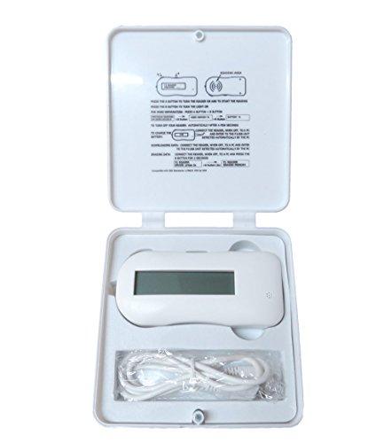 RFID Tierchip Transponder Chiplesegerät F1 Mini ISO 11784/11785