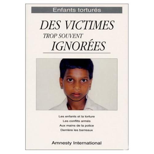 Des victimes trop souvent ignorées