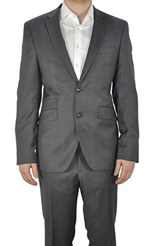 Michaelax-Fashion-Trade - Costume - Uni - Manches Longues - Homme Grau (14)