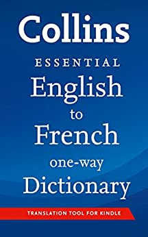 Collins English to French Essential (One Way) Dictionary (Collins Essential) par [Collins]