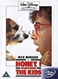 Honey, I Shrunk The Kids [DVD]