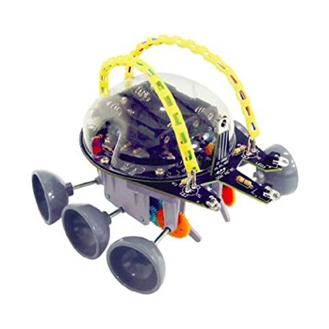 ESCAPE ROBOT EDUCATIONAL ELECTRONICS SELF ASSEMBLY KIT