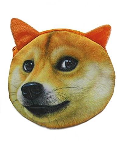 Akita Inu japanischer Hund Geldbörse Tasche Etui (Akita Inu Hund)