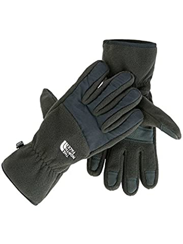 The North Face Men's M Denali Gloves - TNF Black, Medium