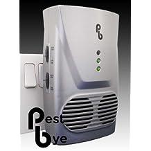 Scaccia topi e ratti a ultrasuoni per tutta la casa ad alta potenza.