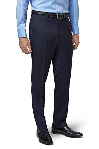 lanificio-flli-cerruti-dal-1881-cloth-mens-tailored-fit-new-navy-suit-trousers-34s-blue