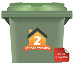 Mülltonnenaufkleber Vergleich Tests 2019 Strawpollde