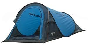 High Peak Ontario Tent - Blue/Dark Grey, One Size