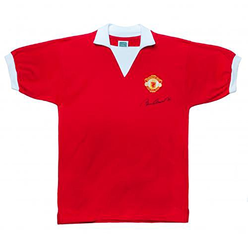 Bobby-Charlton-Signed-Manchester-United-Shirt