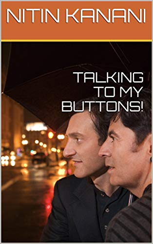 TALKING TO MY BUTTONS! book cover