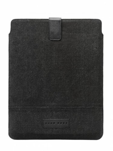 Hugo Boss Sleeve Explorer Pilot Schwarz für Apple iPad