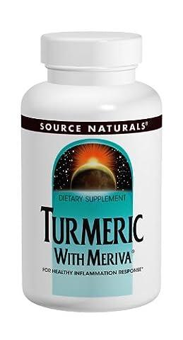 Source Naturals Meriva Turmeric Complex, 30 Caps