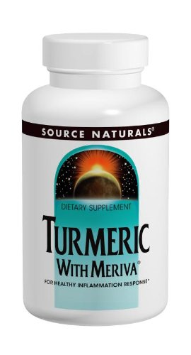 Source Naturals Turmeric with Meriva 500mg, For Healthy Inflammation Response