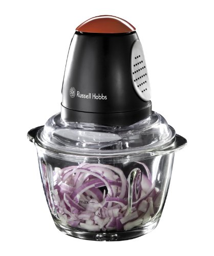 russell-hobbs-18558-desire-mini-chopper-380-w-black-1-litre-bowl-with-500-ml-food-capacity-