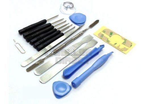 eugset / Schraubendreher zum Öffnen / Reparieren von iPhone 3, 3GS, 4, 4S, 5, 5S; iPad; iPod; iTouch; PSP; NDS; HTC ()
