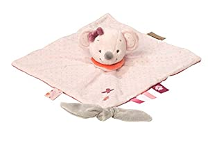 Nattou- Adele and Valentine NA424158-Set de Regalos para recién Nacidos, Color ratón (424158)