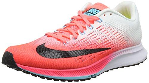 Nike Damen WMNS Air Zoom Elite 9 Laufschuhe, Rot (Hot Punch/White/Lava Glow/Black), 40 EU - Elite 9
