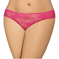 Ladies Crotchless Knickers Plus Size 8 10 12 14 16 18 20 Panties Panty Open Crotch 2 Way