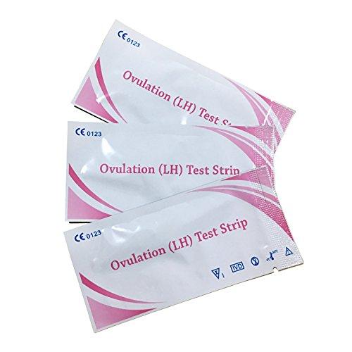Prueba de ovulación y embarazo