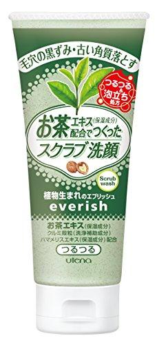 Everish Tea Scrab Face Wash - 130g