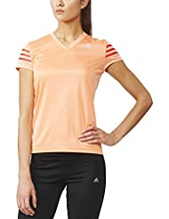 Adidas Women's RS Cap Short Sleeve T-Shirt