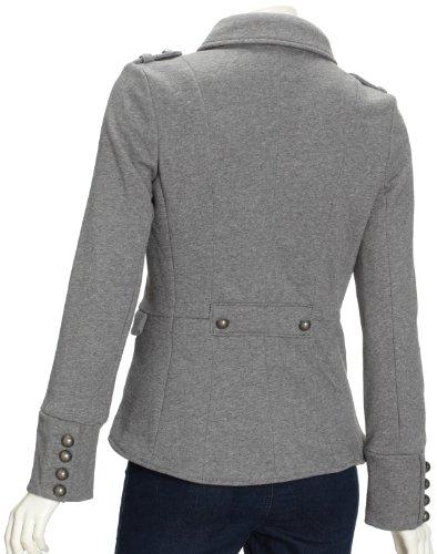 ESPRIT k21705 sweatshirts pour femme Gris - Grau (077 )